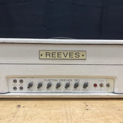 REEVES C-50 1980 white for sale