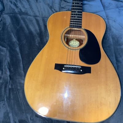 Aspen acoustic  AD-28 1976 Brown and dark brown for sale