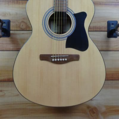 New Ibanez IJVC50 Jam Pack Acoustic Guitar Beginner Pack Natural for sale