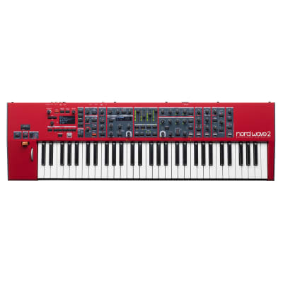 Nord Wave 2 61-Key Performance Synthesizer [Pre-Order]