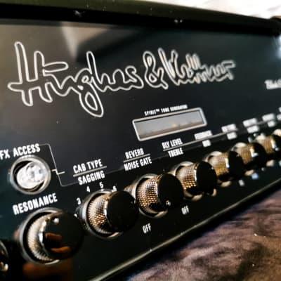 Hughes & Kettner Black Spirit 200 4-Channel 200-Watt Gitarren Top