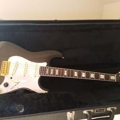 Fender 50th Anniversary Ventures Model Stratocaster 1996 Blackburst,  Owned by Don Wilson! for sale