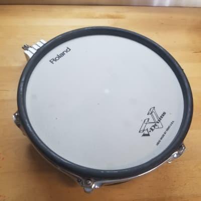 Roland PD-100 Single Trigger Mesh Head V-Drum Pad White - AL25934 - Free Shipping!