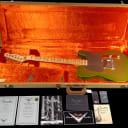 2014 Fender Esquire 1957 Custom Shop NOS Masterbuilt by Jason Smith ~ Avocado Burst