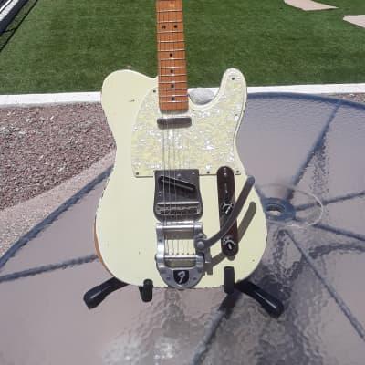 Fender Telecaster Custom Shop Masterbuilt Yuriy Shishkov Relic w/ Bigsby (Yuri) for sale