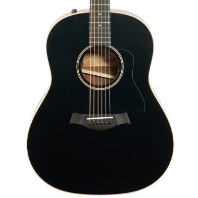 Taylor AD17e American Dream Grand Pacific Acoustic-Electric Guitar, Black for sale