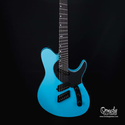 Ormsby Ormsby B-Stock #02849 TX GTR 6 2018 Azure Blue for sale