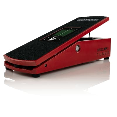 Ernie Ball P06202 VP Jr Volume Tuner Pedal Red for sale