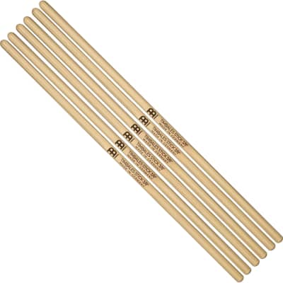 """Meinl Stick & Brush Timbale Sticks — 3/8"""" American Hickory, 3 Pairs — MADE IN GERMANY (SB118-3)"""