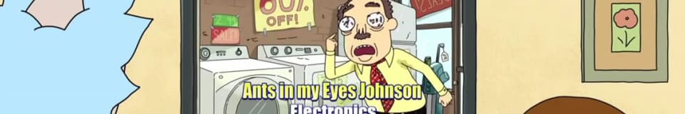 Ants In My Eyes Johnson Electronics