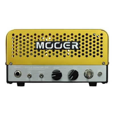 Mooer 'Little Monster BM' 5 Watt Micro Tube Amplifier Head for sale