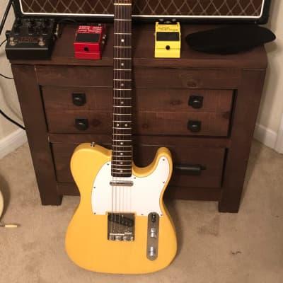 Fender Telecaster '68 Vintage Reissue Beck Signature TL68-83BC  2004 Butterscotch