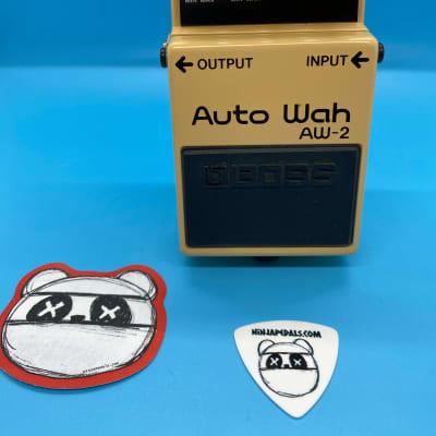 Boss AW-2 Auto Wah   Fast Shipping!