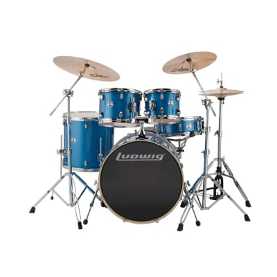 Ludwig LCEE22023 Element Evolution 5-piece Drum Set