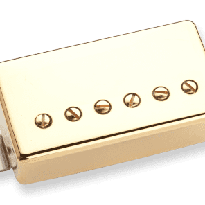 Seymour Duncan SH-2b Jazz Model Humbucker Gold Cover