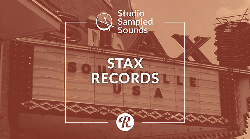 Studio Sampled Sounds: Stax Records in Memphis, TN by Ian Ballard