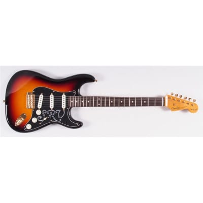 Fender Custom Shop SRV Signature Stratocaster NOS, Rosewood, 3 Colour Sunburst for sale