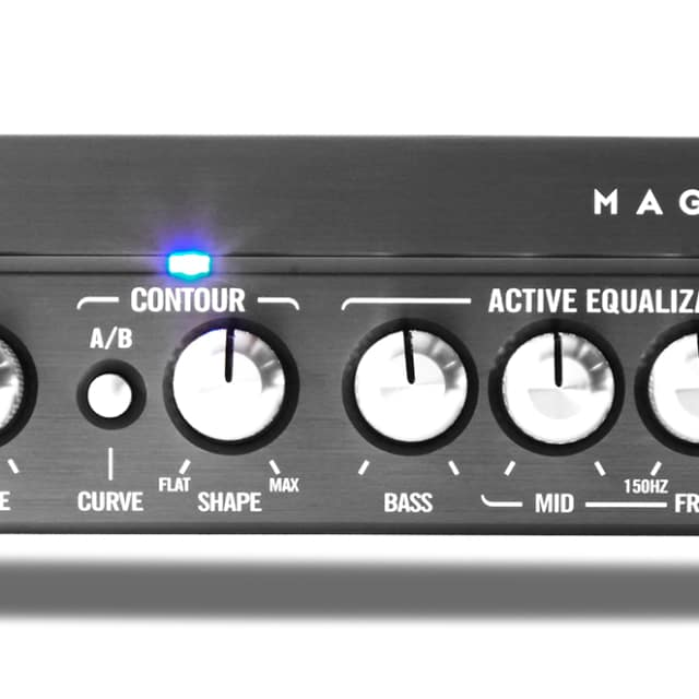 NEW! Genzler Amplification MG-350 Compact Bass Amplifier, Authorized Dealer, NOW SHIPPING! image