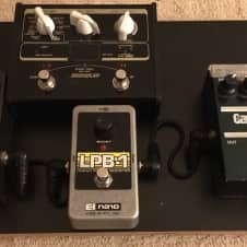 Flat Pedalboard with Carrying Case
