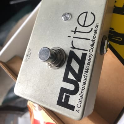 Catalinbread Fuzzrite Fuzz Pedal