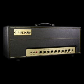 Friedman Brown Eye BE100 Tube Guitar Amp Head