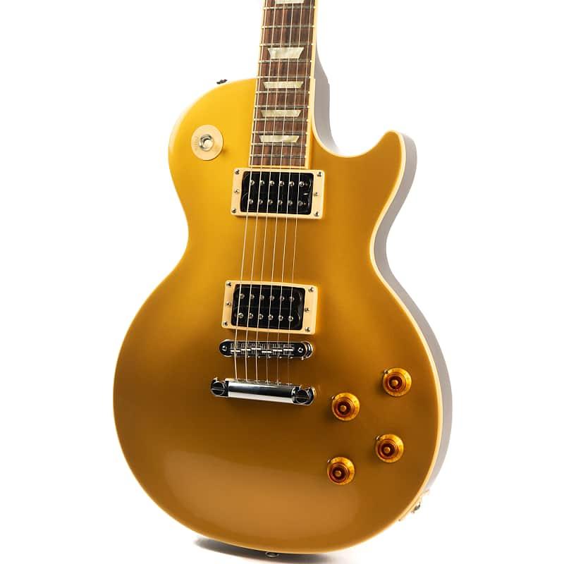 d6869c0522942e 2008 Gibson Slash Les Paul Goldtop