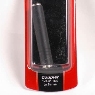 Hosa Adapter GPP-105 - 1/4F to 1/4F