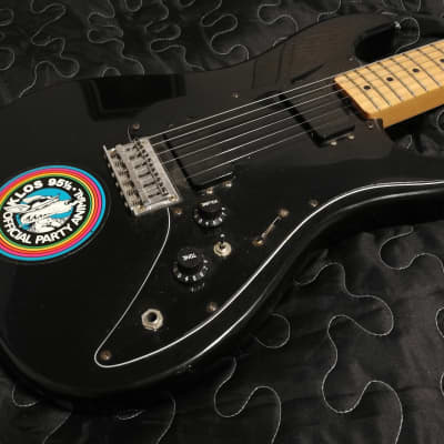 Mako Traditionals TB-2 1980s Black - Hondo H-702/Fender Bullet 2H copy for sale