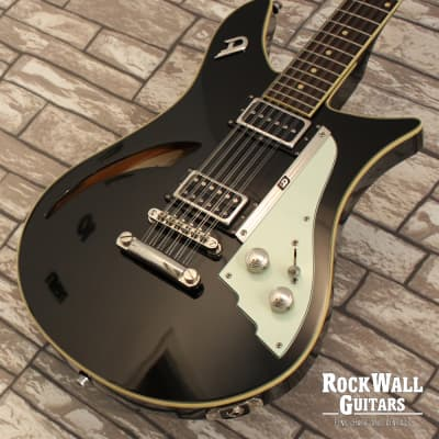 Duesenberg Double Car 12-string 2005 Black for sale