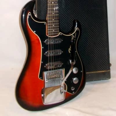 1963 Ampeg Wild Dog *Burns Split Sound Bison* W/OHC for sale
