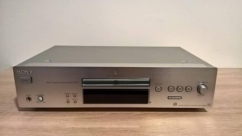 Sony SCD-XB790 / Multichannel SACD Player | Peet's Shop