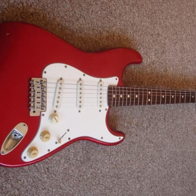 Tokai Silver Star SS-40 1983 Red Vintage made in Japan for sale