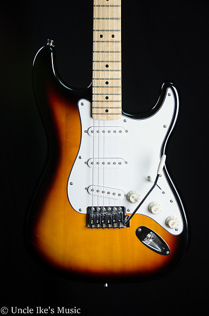 Fender Starcaster Electric Guitar Manual