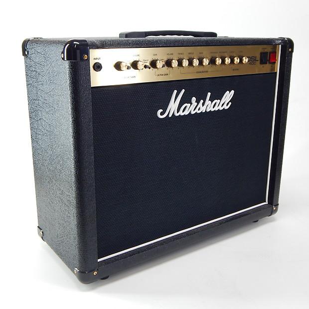 marshall dsl40c 40w all tube 1x12 guitar combo amplifier reverb. Black Bedroom Furniture Sets. Home Design Ideas