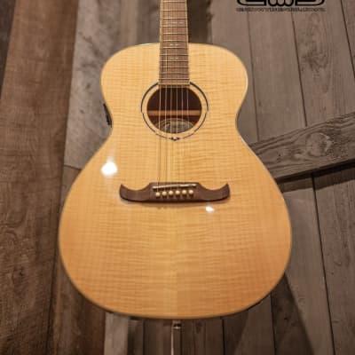 Fender FA-235E Acoustic Electric Concert Natural LR