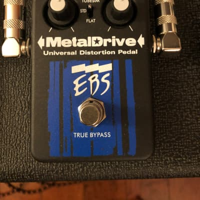 EBS MetalDrive 2015