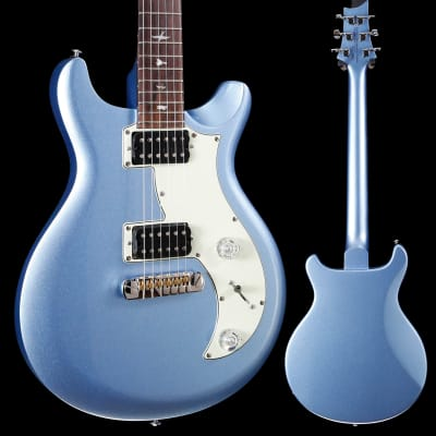 PRS Paul Reed Smith SE Mira, Rw Fb, Metallic Blue 225 6lbs 8.7oz for sale