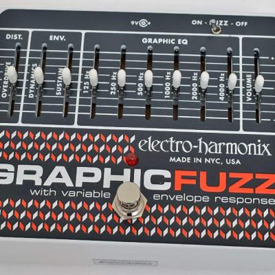 Electro-Harmonix Graphic Fuzz Eq