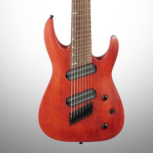 jackson x dinky dkaf8ms multi scale electric guitar 8 string reverb. Black Bedroom Furniture Sets. Home Design Ideas