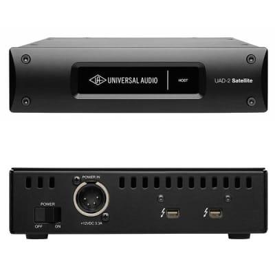 Universal Audio UAD-2 Satellite Thunderbolt DSP Accelerator Octo Core