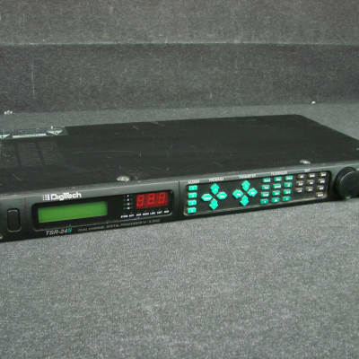 DigiTech TSR-24S Dual Channel Digital Processor with S-Disc