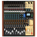 TASCAM MODEL 16 Mixer/Interface/Recorder with USB/Bluetooth FREE SD CARD, MIC & HEADPHONES THRU 9/30