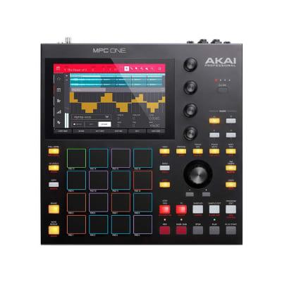 Akai Professional Drum Machine/Sampler And MIDI Controller - MPC One