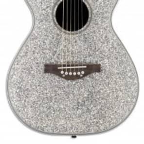 DAISY ROCK PIXIE ACOUSTIC - SILVER SPARKLE for sale