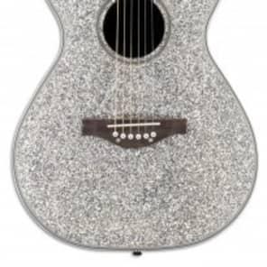 DAISY ROCK PIXIE ACOUSTIC - SILVER SPARKLE for sale