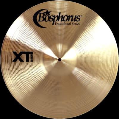 "Bosphorus Traditional XT Edition 21"" Ride"