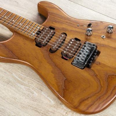 Charvel Guthrie Govan HSH Caramelized Ash Electric Guitar Natural w/ Hard Case for sale