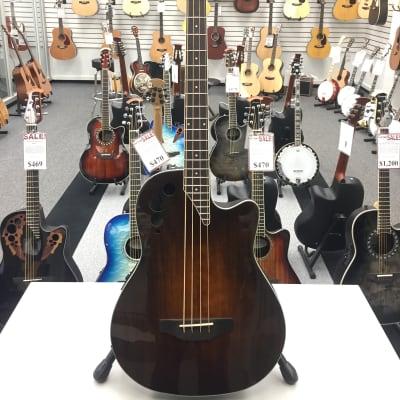 Applause Elite Exotic 4 String Bass Vintage Varnish for sale