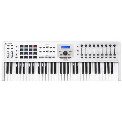 Arturia Keylab 61 MKII clavier MIDI/USB blanc