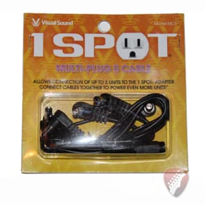 Truetone One 1-Spot MC5 Multi-Plug 5 Cable